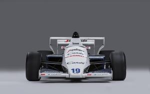 Toleman, Senna, Williams FW07