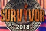 Survivor, Μαχητές,Survivor, machites