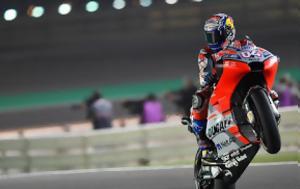 Moto GP Qatar, Dovizioso