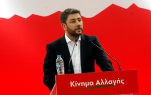 Διαφώνησε, Νίκος Ανδρουλάκης, Κινήματος Αλλαγής, diafonise, nikos androulakis, kinimatos allagis