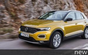 Τest, VW T-Roc 1 0 TSI 115 PS, test, VW T-Roc 1 0 TSI 115 PS