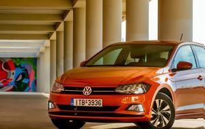 Οδηγούμε, VW Polo 1 0 TSI, odigoume, VW Polo 1 0 TSI