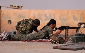 Κούρδοι YPG, Εφρίν, Δεν, – Αρχίζει, kourdoi YPG, efrin, den, – archizei