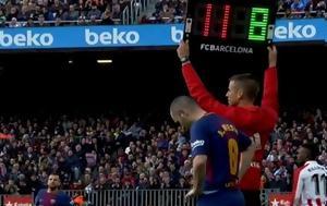 Camp Nou, Ινιέστα, Camp Nou, iniesta