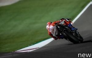 MotoGP, Θρίαμβος Dovizioso, MotoGP, thriamvos Dovizioso