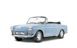 Volkswagen Type 3 Convertible, Κατασκευάστηκε, 1961, Volkswagen Type 3 Convertible, kataskevastike, 1961