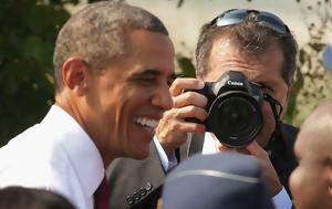 Pete Souza, Obama