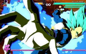 Dragon Ball FighterZ -, Μαρτίου, Dragon Ball FighterZ -, martiou