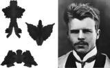 Τεστ Rorschach, Ποιος, Rorschach –, – Κάντε, ΕΔΩ,test Rorschach, poios, Rorschach –, – kante, edo