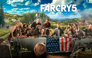 Πόσο, Campaign, Far Cry 5, poso, Campaign, Far Cry 5