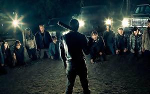 Πάνω, 10 000, Walking Dead ART, pano, 10 000, Walking Dead ART