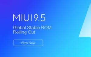 Ξεκινά, MIUI 9 5 Global Stable ROM, Redmi Note 4X, Mi Max, xekina, MIUI 9 5 Global Stable ROM, Redmi Note 4X, Mi Max