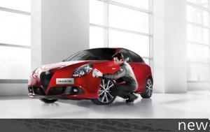Spring Check Up, Fiat Fiat Professional Alfa Romeo, Abarth