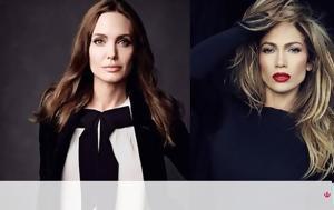 Angelina Jolie, Jennifer Lopez