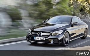 Ανανέωση, Mercedes C-Class Coupe, Cabrio, ananeosi, Mercedes C-Class Coupe, Cabrio