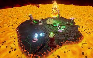 Spellsworn, PvP, Warlocks, WarCraft 3, [Review]