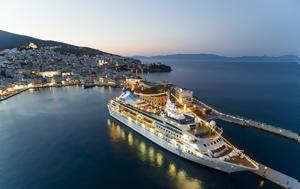 Τέσσερα, Celestyal Cruises, Tourism Awards 2018, tessera, Celestyal Cruises, Tourism Awards 2018