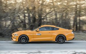 Ford Mustang, Οδηγούμε, Νίκαια, Ford Mustang, odigoume, nikaia