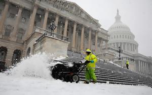 Χιόνια, ΗΠΑ, chionia, ipa
