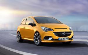 Νέο Opel Corsa GSi, neo Opel Corsa GSi