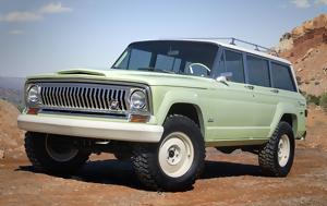 Jeep Wagoneer, SUV