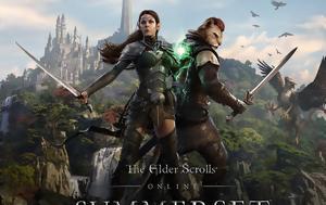 Elder Scrolls Online, Summerset, 5 Ιουνίου [Video], Elder Scrolls Online, Summerset, 5 iouniou [Video]
