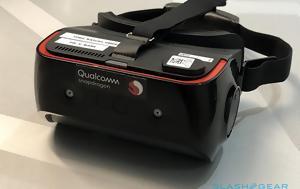 Qualcomm, Παρουσίασε, Snapdragon 845 VR, Qualcomm, parousiase, Snapdragon 845 VR