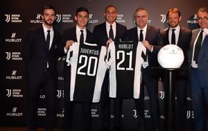 Hublot, Χρονογράφο, Club, Juventus, Hublot, chronografo, Club, Juventus
