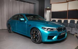 BMW M5, Snapper Rocks