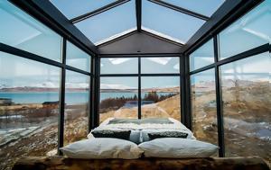 Το σπίτι με ταβάνι… τα άστρα