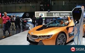 M8 Gran Coupe, 8 Roadster, BMW, Γενεύη, M8 Gran Coupe, 8 Roadster, BMW, genevi