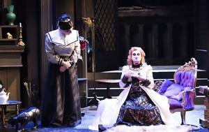 Η Κατάρα, Ίρμα Βεπ, Θέατρο, Μονής Λαζαριστών, i katara, irma vep, theatro, monis lazariston