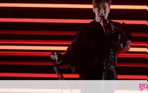 Eurovision 2018, Αυτός, Σουηδίας, Eurovision 2018, aftos, souidias