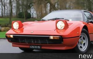 Ferrari 308, Gilles Villeneuve