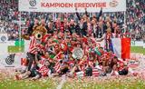 """Πρωταθλήτρια Ολλανδίας, Αϊντχόβεν, """"σήκωσε"""", Άγιαξ,protathlitria ollandias, aintchoven, """"sikose"""", agiax"""