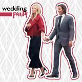 Wedding, Gwyneth Paltrow,Brad Falchuk