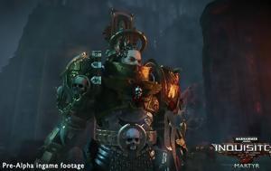 Καθυστέρηση, Warhammer 40k, Inquisitor – Martyr, kathysterisi, Warhammer 40k, Inquisitor – Martyr