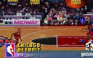 NBA Jam, 90s