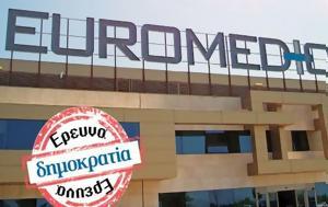 Αρειο Πάγο, Euromedica, areio pago, Euromedica