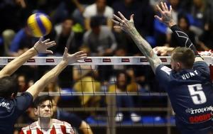 Αρχίζει, Volley League, archizei, Volley League