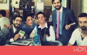 Γιώργος Βαγιάτας, Instagram Φισφή Μακαλιά, Ρούμπο, Κάψε, giorgos vagiatas, Instagram fisfi makalia, roubo, kapse