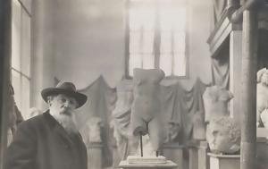 Βρετανικό Μουσείο, Ροντέν, Φειδία, vretaniko mouseio, ronten, feidia