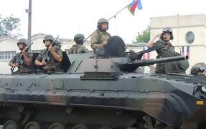 Ουρουγουάη, ΤΟΜΑ BMP-1, ourougouai, toma BMP-1
