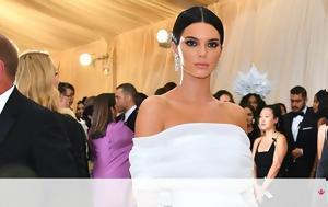 Oops, Kendall Jenner, Met Gala
