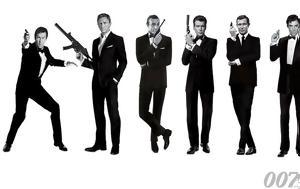 Bond, Κατάσκοπος…, Bond, kataskopos…