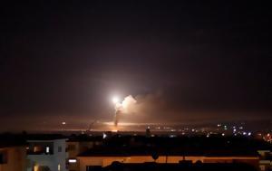 Φλέγεται, Μέση Ανατολή, Επίθεση, Ιράν, Ισραήλ, flegetai, mesi anatoli, epithesi, iran, israil