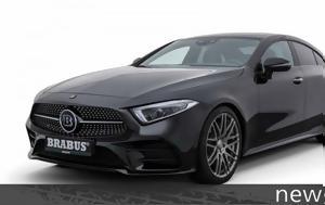 Mercedes-Benz CLS, Brabus