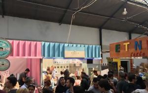 Ninnolo, 3o Athens Street Food Festival