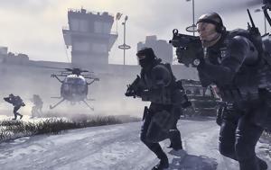 Call, Duty Modern Warfare 4, 2019