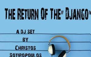 Christos Sotiropoulos DJ Set, More Steps Naja